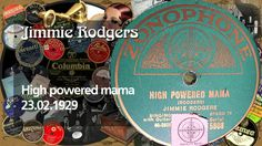 The great country music star with one of his best recordings. Jimmie Rodgers, Boxcar, Singing, Daddy, Entertaining, Music, Youtube, Movie Posters, Musica
