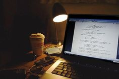 Dramatic Screenplay: Advises before writing your script Writers Desk, The Script, Blog Sites, Creative Writing, How To Apply, Photo And Video, Google, Lab, Computers