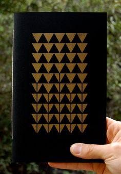 Geometric Arrows Notebook