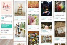 Gorgeous wedding look book http://smitten-mag.tumblr.com/ using Style Hatch Tumblr theme inpsirewell.stylehatch.co
