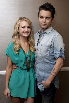 Cassie & Adam, The Secret Circle
