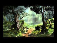 Running Wolf - Celtic music - Druids gathering - YouTube