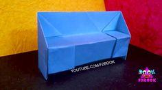 origami sofa set -  How To Make Paper Sofa Craft work Origami - F2BOOK  ...