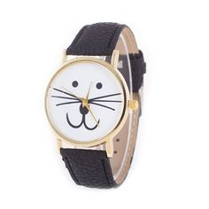 Mr. Whiskers Cat Watches 9 lives And 9 colors    #Fashion #NewItems