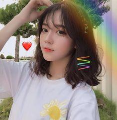 True Girl like Fashition Ulzzang Hair, Ulzzang Korean Girl, Korean Girl Photo, Cute Korean Girl, Ullzang Girls, Cute Girls, Asian Cute, Beautiful Asian Girls, Lovely Girl Image
