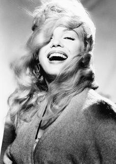 Marilyn in 1956 by Jack Cardiff.