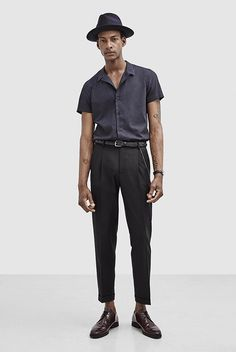The Kooples 2016 Spring Summer Menswear Look Book 004 Update Your Wardrobe with The Kooples Key Fashions