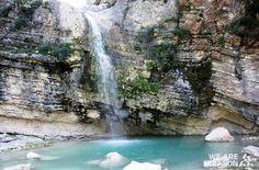 Assia waterfall, north #Lebanon شلال آسيا، شمال لبنان Photo by Jack Sakabedoyan