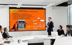 Microsoft Office PowerPoint 2010 | Proyector PowerLite S18 + SVGA 3LCD - Negro | Compra ahora en Linio ...