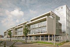 Cruquiuskwartier Amsterdam Design: dedato ontwerpers en architecten.