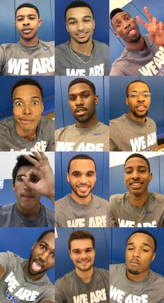 Selfies from the Kentucky Wildcats basketball team. Uk Wildcats Basketball, Kentucky Basketball, Basketball Teams, Basketball History, Love And Basketball, Kentucky Wildcats, Kentucky Athletics, Kentucky Sports