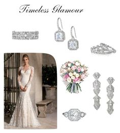 Timeless Glamour by katie-allcock on Polyvore featuring polyvore, fashion, style, Stella & Dot, Philippa Craddock, Mori Lee and clothing
