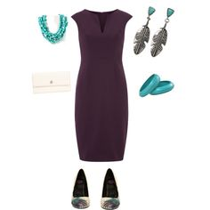 A fashion look from November 2014 featuring Dorothy Perkins dresses and Giani Bernini clutches. Browse and shop related looks.