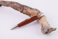 Holz-Dreh-Kugelschreiber-Königsholz