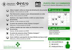 CORES DE CAMBADOS: CURSOS CPAE 2.0 EN CAMBADOS