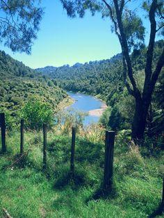Whakahoro Whanganui River