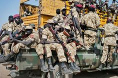South Sudan officials charged with treason - Features - Al Jazeera English article