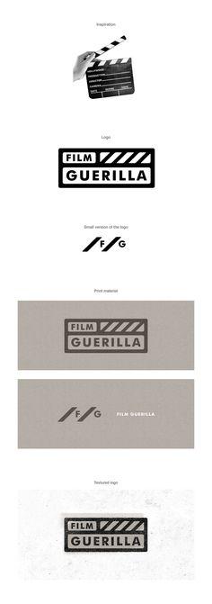 Logo / film guerilla