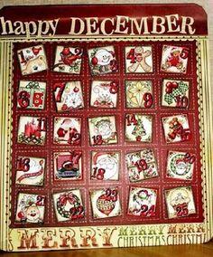 Lindt Advent Calendar on Pinterest   Chocolate Advent Calendar, Advent ...