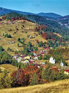 Turism Romania, Romania Travel, Pasta, Mountains, Country, Nature, Pictures, Europe, Viajes
