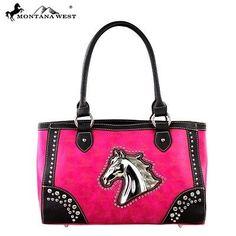 Montana West Horse Collection Handbag