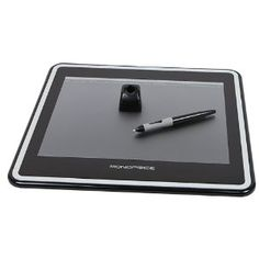 Monoprice 12x9-inch Graphic Drawing Tablet: Amazon.co.uk: Computers & Accessories