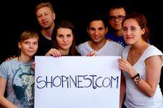 Shopinest Team! Not all of it! #Shopinest #ShopinestTeam #makingofvideo