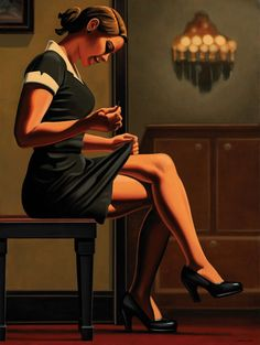 MENDING, by R. Kenton Nelson