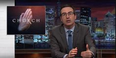 It breaks my heart that these televangelists put their own wants before their congregations' needs. John Oliver Shines A Light On 'The Prosperity Gospel' And Televangelists (Video)