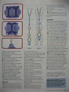 Peyote Stitch Russian Ornament (4 of 4)