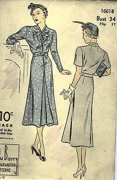 Best Vintage Patterns - Vintage Patterns 1930s