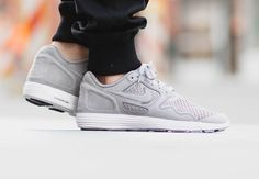 c2c5a6756a14 Nike Lunar Flow Laser Premium  Grey Running Sneakers