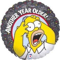 Geburtstag Simpsons
