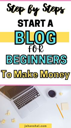 Wondering how to start a blog without any experience at all? Here is how you learn exactly how to create a blog to make money blogging for beginners! This is the step by step guide used by several bloggers to launch blogs. Take action and use this post to create a profitable blog today. #startablog #howtostartablog #bloggingforbeginners #bloggingtips Make Money Blogging, Make Money Online, How To Make Money, Blogging Ideas, Money Tips, Affiliate Marketing, Social Media Marketing, Start Online Business, Blog Planner