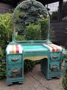 Turquoise Dressing Table - Bing images