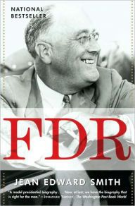 FDR, biography by Jean Edward Smith. The biography of Franklin Delano Roosevelt, the president who prepared us for and led us through World War II. Used Books, Books To Read, My Books, Edward Smith, Best Biographies, Franklin Delano, Greatest Presidents, American Presidents, American History