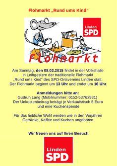 """Einladung zum Flohmarkt """"Rund ums Kind"""" Ecards, Memes, Invitations, Kids, E Cards, Meme"""
