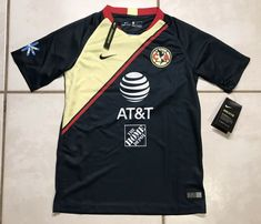 47f4a9129 NWT NIKE Club America 2018/2019 Away Jersey Youth Large MSRP $75 | eBay
