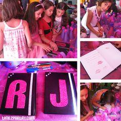 Hannah Montana birthday  party ideas.