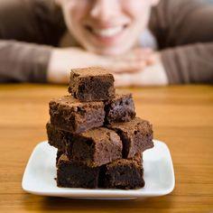 Chocolate Peanut Butter Fudge Squares