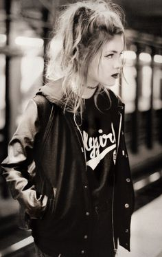 Rocking grunge edge girl. #new grunge #style!                                                                                                                                                      More