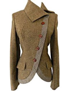 Clothes / alexander mcqueen wool riding jacket and other apparel, accessories and trends. Browse and shop 18 related looks. Look Fashion, Winter Fashion, Womens Fashion, Fashion Design, Fashion Shoes, Fashion Coat, Cheap Fashion, Affordable Fashion, Diy Fashion