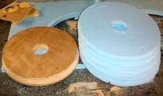 Image result for how to make big round styrofoam Ball Chair, Backdrops, Vacuums, Home Appliances, Craft, Big, How To Make, Image, Crafts