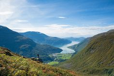 Skåla Hike, Norway | Flickr - Photo Sharing!