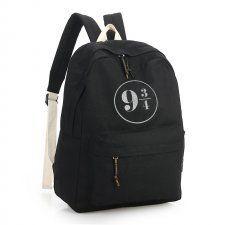 Harry Potter Platform 9 34 Hogwarts Express School Backpack
