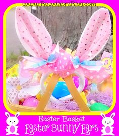 Easter Bunny Ears Craft