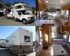 Find most affordable deals for Used 2008 Fleetwood Jamboree Class C Motorhomes by RV Connection in Auburn, CA, USA for $42995. The Used 2008 Jamboree 28T Class C looks very clean and good condition with Slide-out Ford Triton V-10 with only 5,807 miles E450 Super Duty Chassis Rear Island Queen Bed, Sofa Sleeper and U Shaped Dinette Sleeps 8 persons 6 New Toyo Tires 4kw Onan Microquiet. If you interested to see more information about this RV, then click to log on at: http://goo.gl/XBhWF3