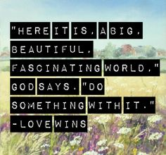 Quotes About Love Wins : Rob Bell Quotes on Pinterest Rob Bell, Brene Brown and Bible Verses ...