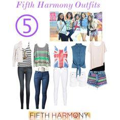 fifth harmony polvery | Fifth Harmony || Outfits #1