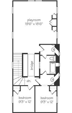 Looking for the best house plans? Check out the Summer Breeze plan from Southern Living. Narrow Lot House Plans, Best House Plans, Beach House Floor Plans, Southern Living House Plans, Unusual Buildings, Good House, Summer Breeze, Coastal Homes, Playroom